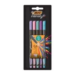 Microfibra Bic intensity blx5 pastel