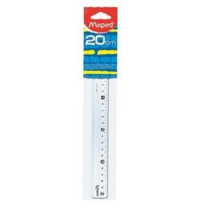 Regla Maped eco 20 cm