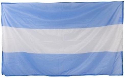 Bandera poliamida 130 x 250 sin sol
