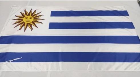 Bandera uruguay 90 x 150