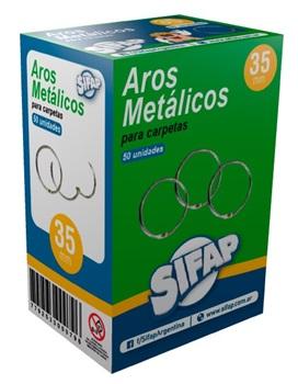 Aros articulados Sifap 35 mm x 100 unidades