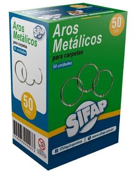 Aros articulados Sifap 50 mm x 50 unidades