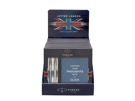 Parker set london jotter x2 + notebook