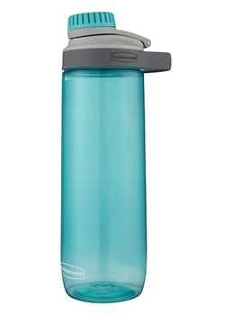 Botella Rubbermaid leak proof aqua 709 ml