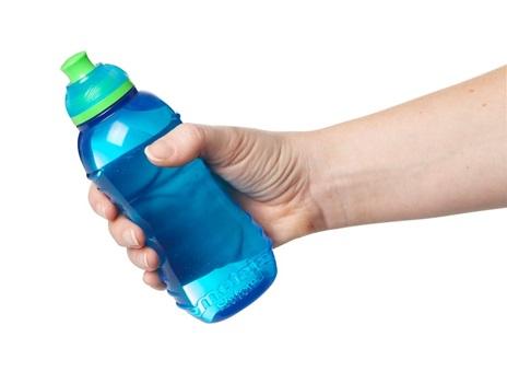 Botella sistema squeeze Twist'n Sip 330 ml