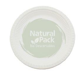 Plato Natural Pack bio chico 15 ml x 12u