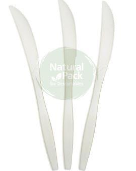 Cuchillo Natural Pack bio x 12u