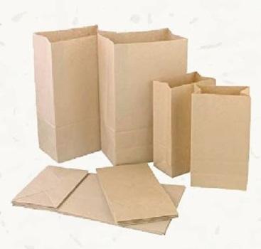 Bolsa Natural Pack delivery Nº 1 x 12u (12 x 26 x 7 cms)