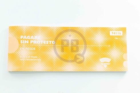 AD-Astra pagare sin protesto 7411 s pesos 1/2 cartas 50 hs