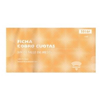 AD-Astra ficha club 5016 f