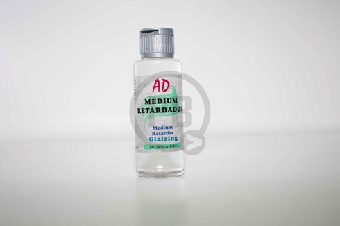 Retardador de secado Artística Dibu AD medium 60 ml (glaizing)