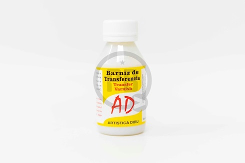 Barniz de transferencia Artística Dibu AD 100 ml