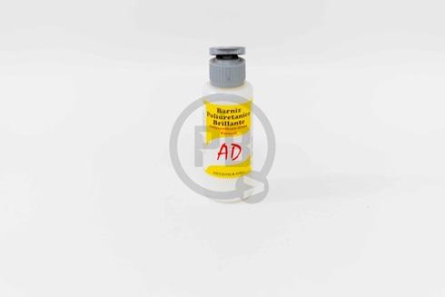 Barniz poliuretanico Artística Dibu AD brillante 50 ml