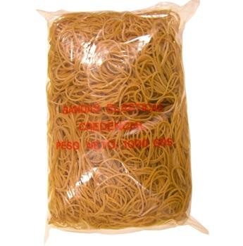 Bandas elásticas Credencial bolsa 1000 gramos