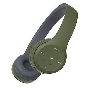 Auricular vincha Havit bluetooth Micro sd+fm h2575 vde militar