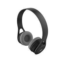 Auricular vincha Havit c/cable con micrófono h2262d1 negro