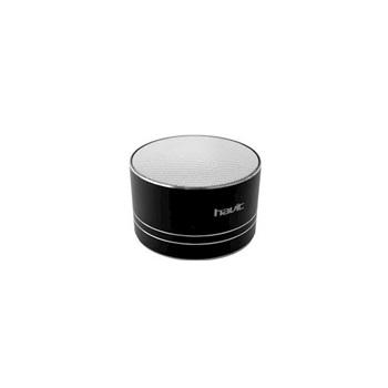 Parlante bluetooth Havit Micro sd+aux sk556 negro