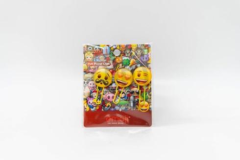 Clips fun Mooving Emoji x3 ART 20104179