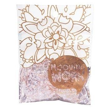 Chinches galera Mooving golden rose bolsa ART2030101 gramos