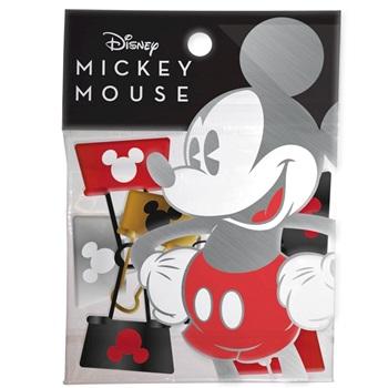 Binder clip Mooving 25 mm bolsa x6 Mickey ART 1212020201