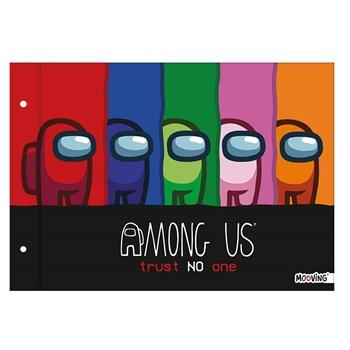 Carpeta Nº 5 cartoné Line Friends
