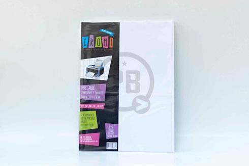 Papel dibujo tecnico A4 120 gramos paquete x 10 Uni