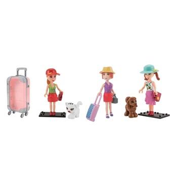 Juego de muñeca para viajar ARTft369