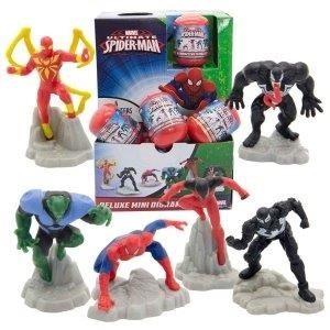 Muñeco squeeze decorativo Spiderman ARTsp767