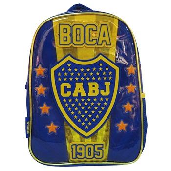 "Mochila Boca Juniors ARTbo062 espalda 12"""