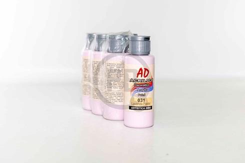 Acrílico decorativo Artística Dibu AD 60 ml 031-lavanda pastel