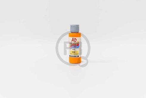 Acrílico decorativo Artística Dibu AD 60 ml 059-mandarina