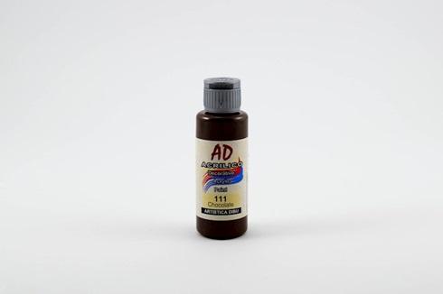 Acrílico decorativo Artística Dibu AD 60 ml 111-chocolate