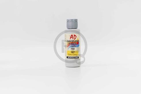 Acrílico decorativo Artística Dibu AD 60 ml 187-gris claro