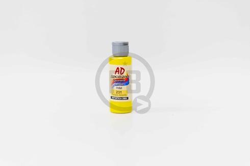 Acrílico decorativo Artística Dibu AD 60 ml 231-perlado amarillo